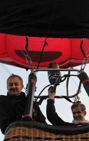 Formation montgolfière