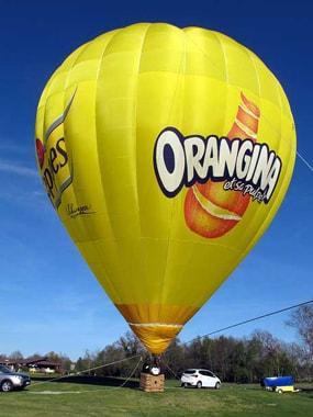 Publicité Orangina