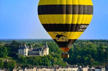 Exclusivités Aérocom montgolfières
