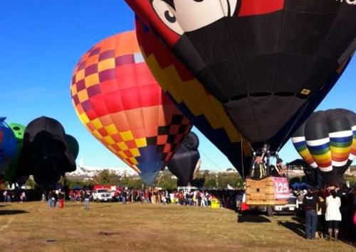 Marketing & Publicité montgolfière