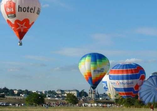 Montgolfiade de Blois