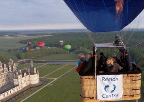 Region Centre Aérocom Montgolfiere